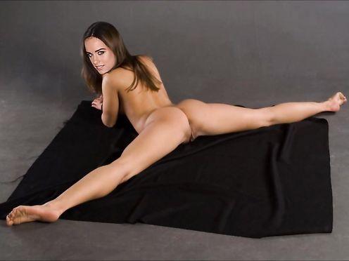Подборка порно сцен с роскошной May Foote